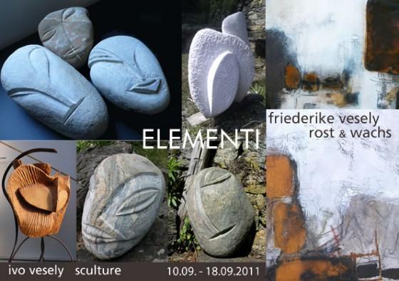 Elementi, Tessin